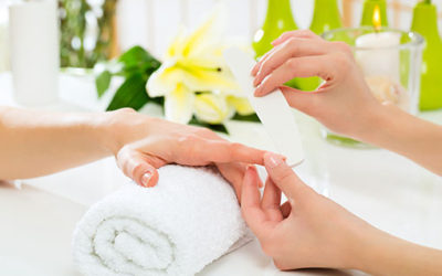 Six Tips to Cure Dry, Cracked Hands and Nails in Winter.